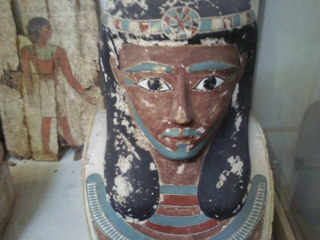 egyptians were black myth