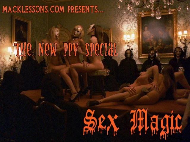 magick illuminati of the Sex rituals