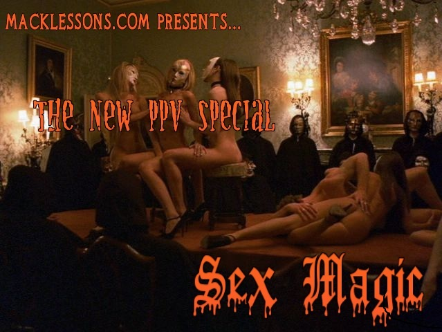 Girl magic movie sex who