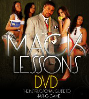 Mack Lessons DVD